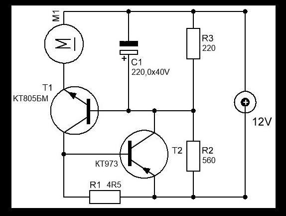 Ru: чем заменить кт973 в схеме