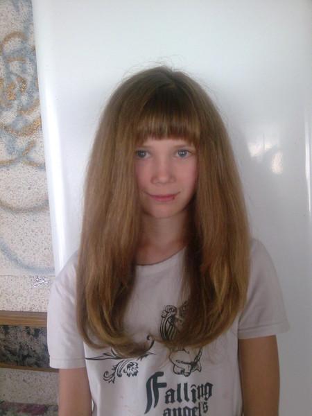Как сделать. волосы прямыми