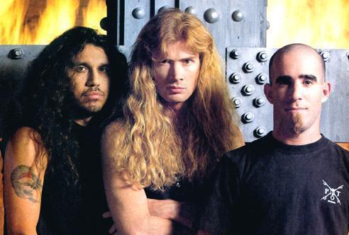 HERZ DOOM METAL: Mustaine: A Heavy Metal