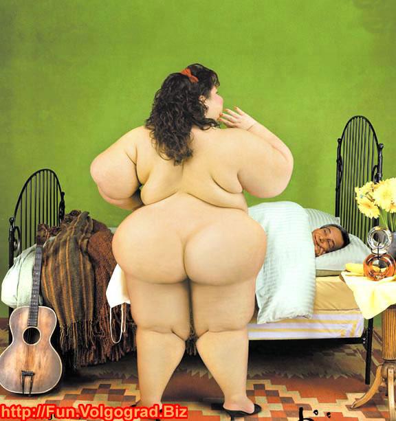 фото толстое еротики