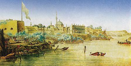 Картинки по запросу крепость очаков 1788