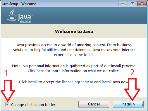 Java Installation Error Code 1618 - vectorlinoa