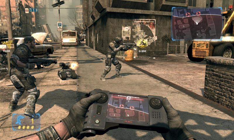 экшен игры 2008 года