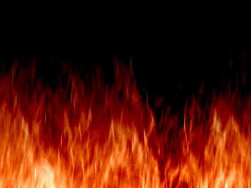 огонь картинки для фотошопа