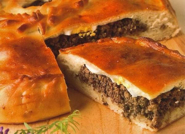 Пироги с ливером рецепт с фото