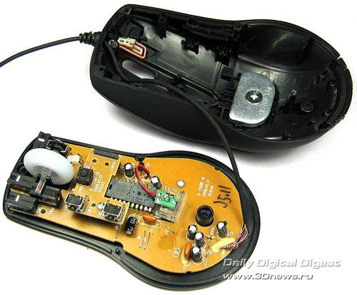 Нужна схема мыши A4tech X7