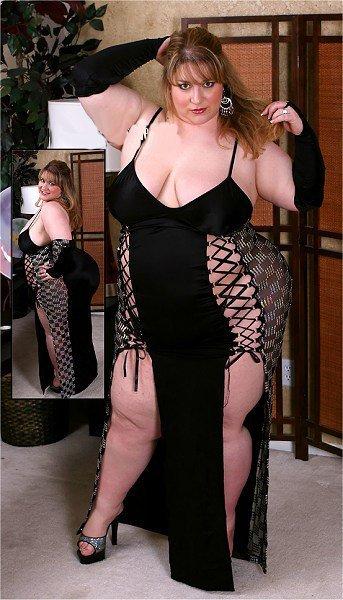 толстые бабы в сексуальных нарядах фото - 7