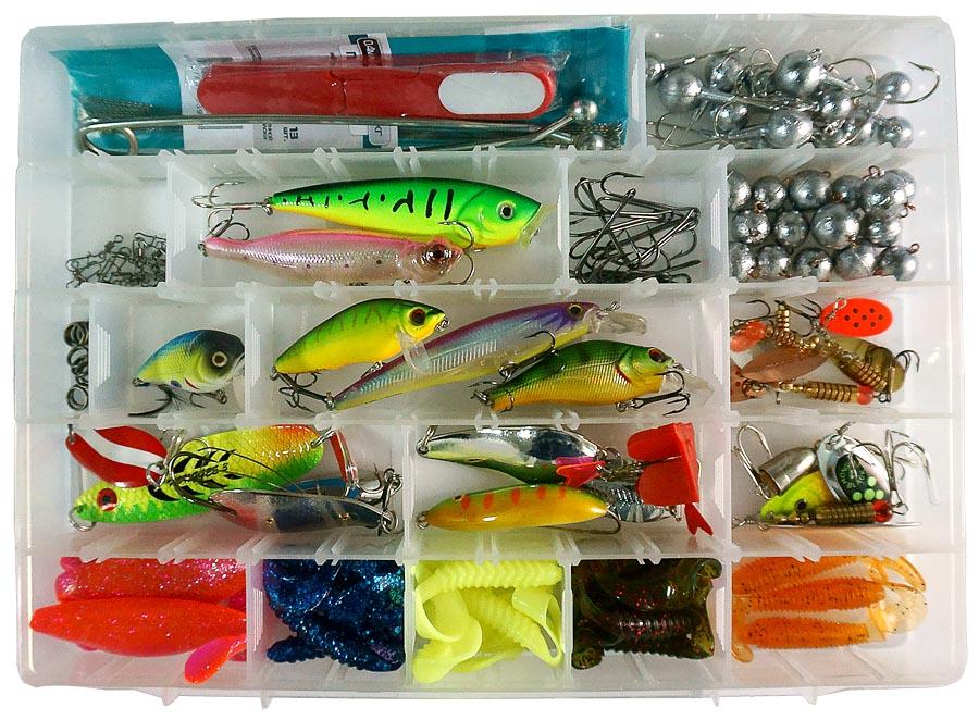 Набор для рыбалки в подарок