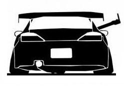 картинки черно белые на авто
