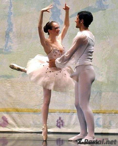 Ответы Mail.Ru: У плохого танцора, хорошая эрекция?