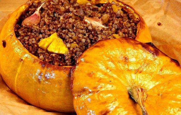 блюда из тыквы рецепты с фото