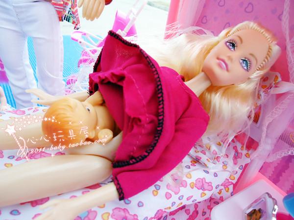 барби беременная кукла фото