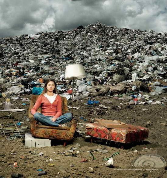 реклама мусор картинки греческого пентагон переводится