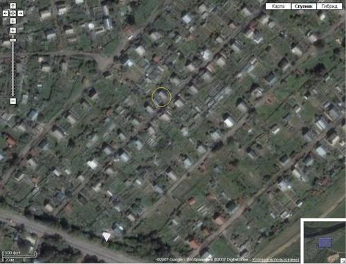 просмотр со спутника в реальном времени бесплатно - фото 9