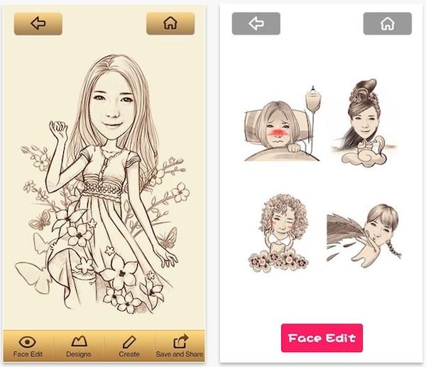 Как сделать карикатуру с фото онлайн