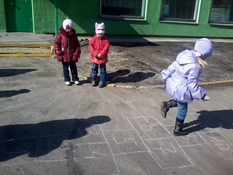 Весенние игры для детей на улице в картинках, душевная