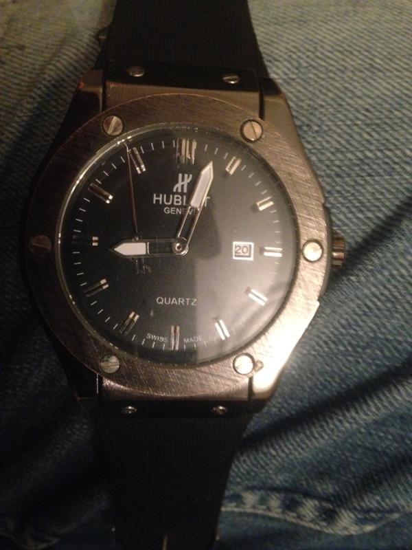 Но это не говорит о том, что ваши часы низкого качества или же вовсе неисправны.