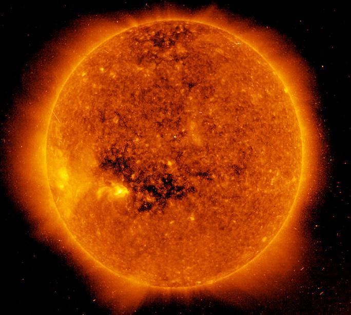 картинки солнечных пятен даже чтобы холодильник