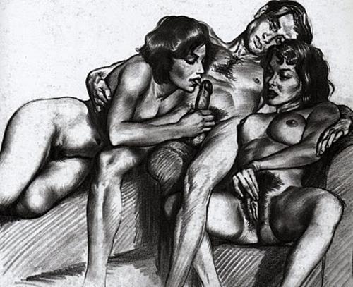 Мужские порно картины