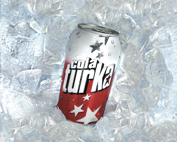 an analysis of the cola turka advertisement