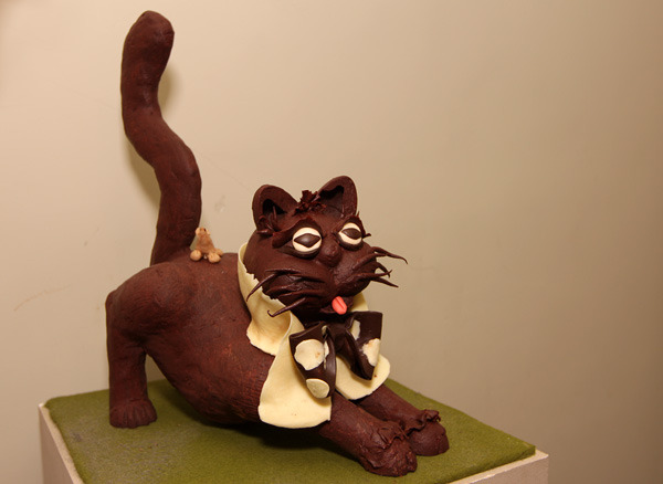 Бенидорм музей шоколада днепропетровск