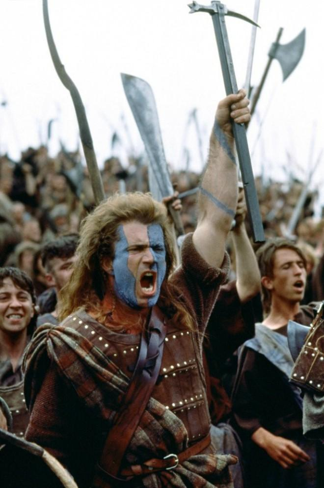 braveheart movie vs real life essay