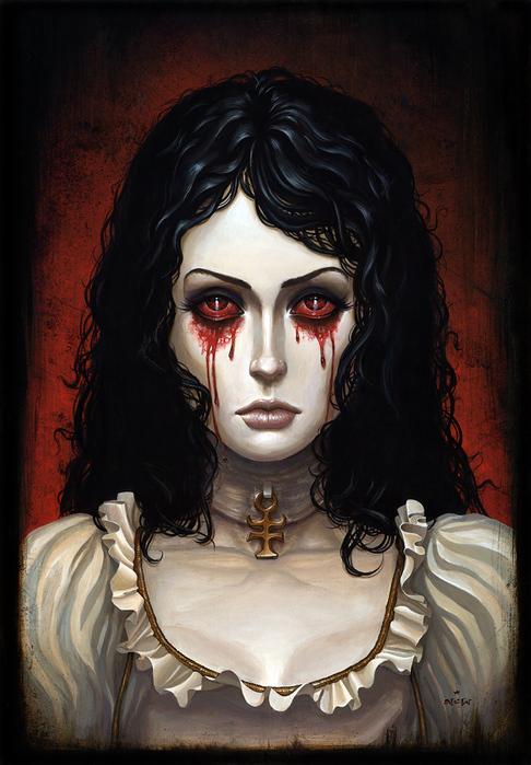 смотреть видео как вызвать кровавую мэри