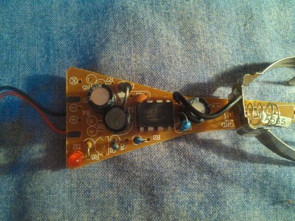 как прирастить мошность на зарядных устройствах для акамуляторов