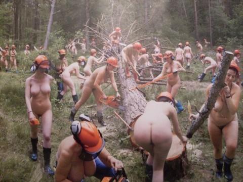 Фото женщин работают голые 32252 фотография