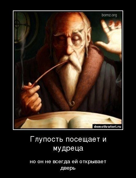 Картинки мудрецов и глупцов
