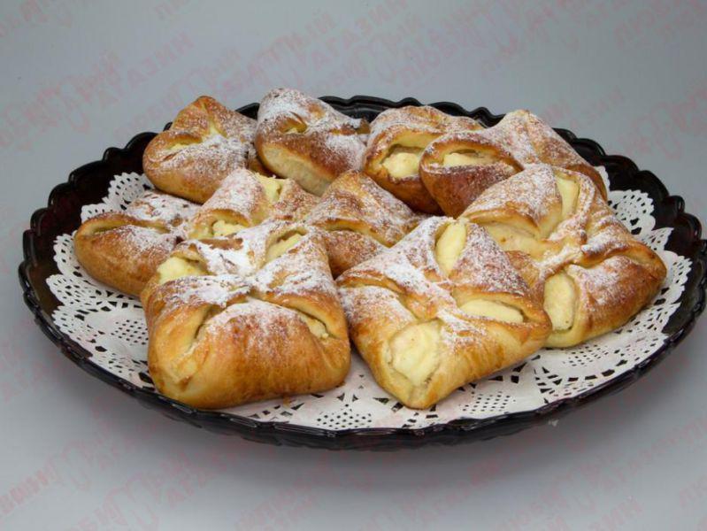 Венская ватрушка с творогом рецепт с фото