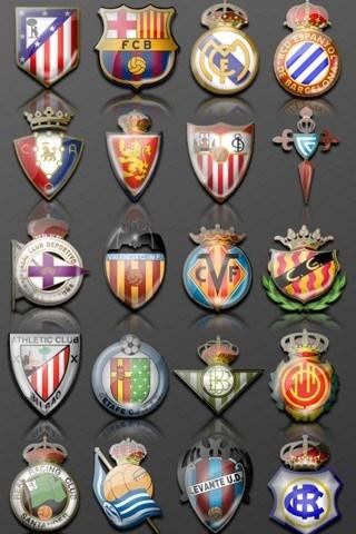 Лига испании календарь