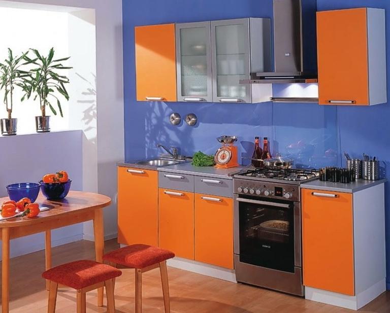 Какой цвет лучше подходит для кухни