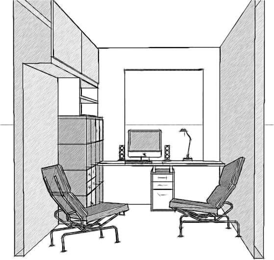 Ответы@mail.ru: помогите сделать интерьер в маленькой комнат.