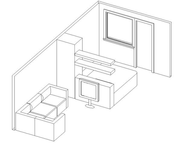 Комната на картинке -7х3,