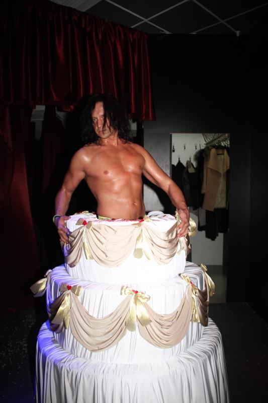 торт для стриптиза фото