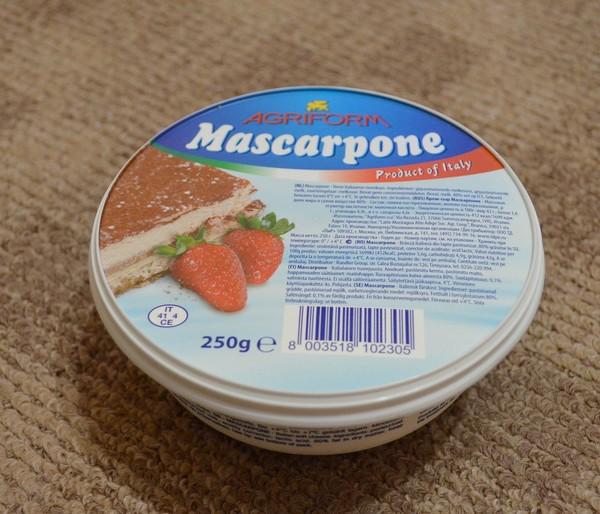 Какой маскарпоне лучше для крема