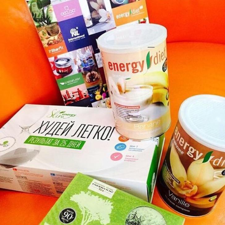Купить энергии диет