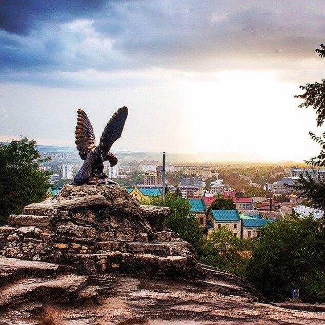 Кавказские минеральные воды открытки, мегаполиса картинки