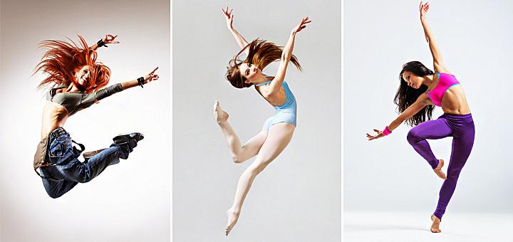стиль танцев в котором у каждого разные движения какое время начинает
