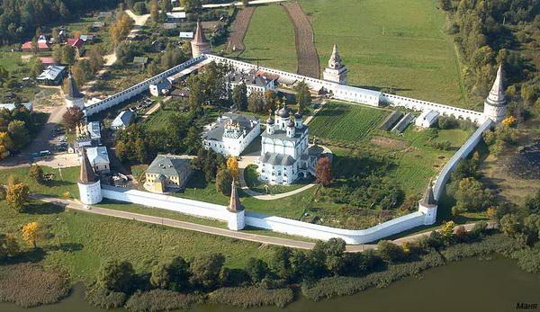 серьезных купить дом иосифо волоколамский монастырь клиентам