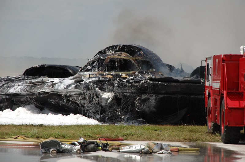US B2 bomber crash in Guam caused by moisture on sensors