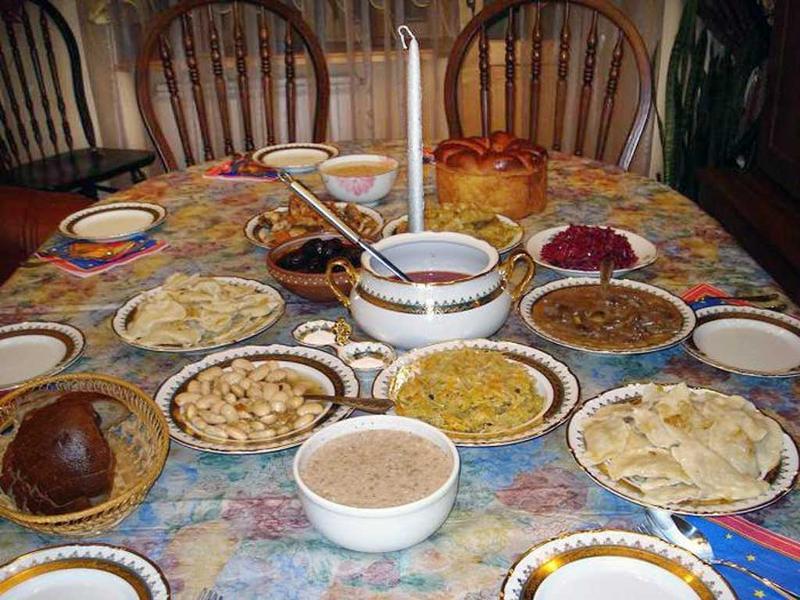 Блюда на крестины ребенка рецепты с фото