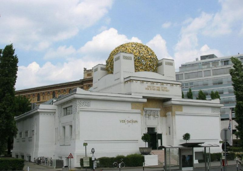 architecture and design of secessionist vienna 1897 1939 essay Art nouveau and secession which ranges from architecture to interior decorating and garden design  architectural works 1897-1898 vienna secession.