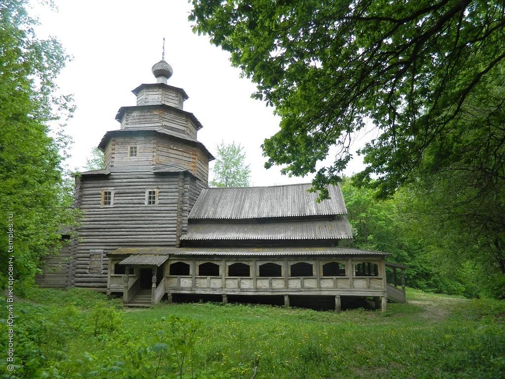 деревянные церкви нижегородской области фото них достаточно развит