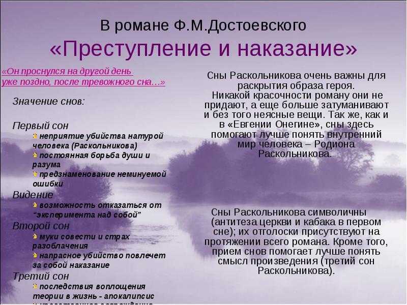 Другие сочинения по произведению преступление и наказание достоевского.