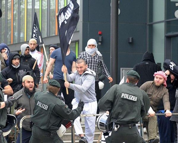 Image result for мусульмане европы