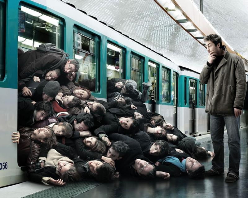 Как ездить в метро