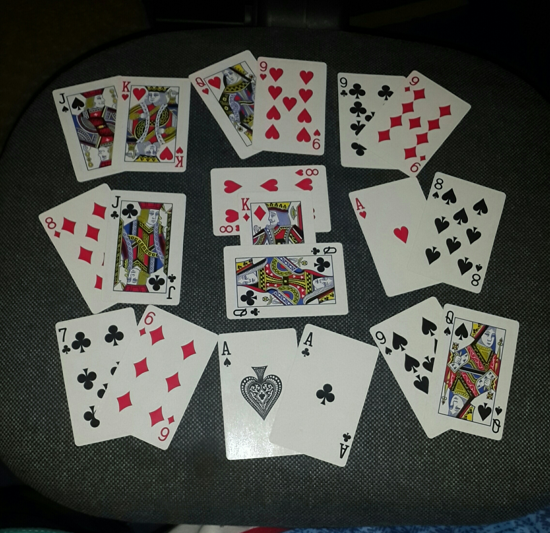 гадание на игру в карты