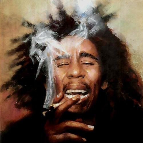 картинка курящего боба марли этот день как